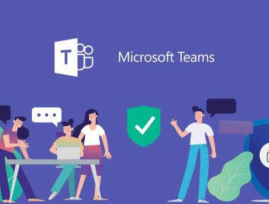 Working together in Microsoft Teams
