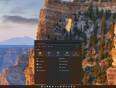 Windows 11 is coming soon....